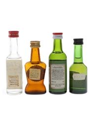 Assorted Spirits Bolscioi Vodka, Julia Grappa, Malteserkreuz Aquavit & Pere Magloire Calvados 4 x 3cl-4cl / 40%