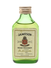 Jameson Bottled 1970s 4.68cl / 40%