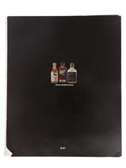 Whiskey Miniature Bottle Collection Volume I James A Triffon