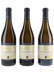 Planeta Chardonnay 2011 Sicily 3 x 75cl / 13.5%