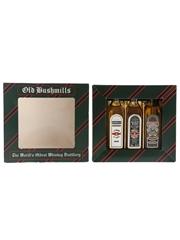 Old Bushmills Gift Pack  3 x 5cl / 40%