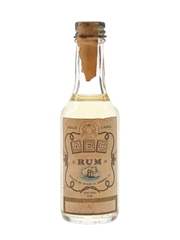 ABC Gold Label Rum Bottled 1980s 5cl