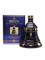 Bell's Decanter The Prince of Wales' 50th Birthday 70cl / 40%