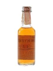 Old Sunnyford 8 Year Old Bottled 1970s-1980s 4.7cl / 40%