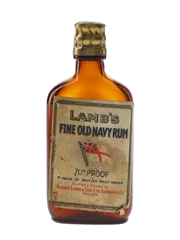 Lamb's Fine Old Navy Rum