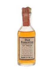 Old Forester Bottled 1970s 4.7cl / 40%