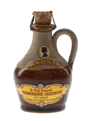 Bronte Ye Olde Original Yorkshire Liqueur Bottled 1950s - Ceramic Jug 10cl / 34%