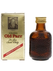 Grand Old Parr 12 Year Old Bottled 1980s 5cl / 43%