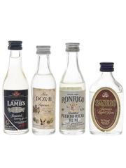 Assorted White Rum