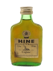Hine 3 Star Bottled 1970s 7.9cl / 40%