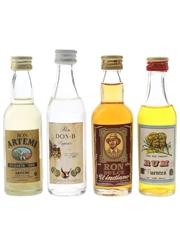 Assorted Spainish Rum