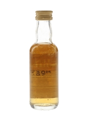 Glen Rothes 12 Year Old Bottled 1980s - Berry Bros & Rudd 5cl / 43%