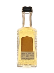 Canadian Lord Calvert Bottled 1970s 4.7cl / 43.4%