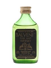 Balvenie 8 Year Old Pure Malt Bottled 1970s 4.7cl / 40%