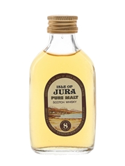 Isle Of Jura 8 Year Old Bottled 1980s 5cl