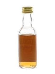 Glenturret 12 Year Old Bottled 1970s 5cl / 45.7%