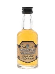 Tamnavulin Glenlivet Bottled 1970s-1980s 4cl / 43%