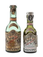 Kummel Wolfschmidt Bottled 1950s 3cl & 5cl / 39%