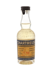 Chartreuse Yellow Bottled 1956-1964 3cl / 43%