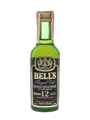 Bell's 12 Year Old Bottled 1970s 4.7cl / 43%