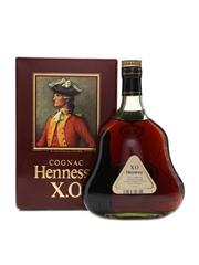 Hennessy XO Bottled 1980s 70cl / 40%