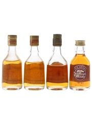 Glayva Bottled 1960s & 1990s 3 x 5cl