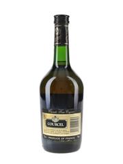 Courcel 3 Star Grande Fine Cognac Bottled 1990s 70cl / 40%