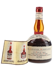 Grand Marnier Cordon Rouge Bottled 1950s 70cl