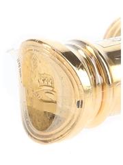 Martell L'Or Cognac Bottled 1990s - 24 Carat Gold Decanter 70cl / 40%