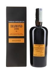 Diamond 1999 15 Year Old Demerara Rum Bottled 2014 - Velier 70cl / 53.1%