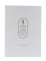 Lagavulin Two Hundred Years 1816-2016