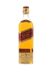 Johnnie Walker Red Label Bottled 1990s 70cl / 40%