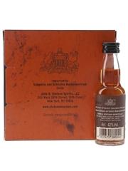 John B. Stetson Kentucky Straight Bourbon  4cl / 42%