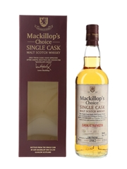 Linlithgow 1982 Mackillop's Choice Bottled 2011 70cl / 57.3%