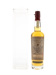 Compass Box Flaming Heart Bottled 2010 - 10th Anniversary 70cl / 48.9%