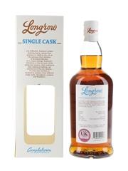 Longrow 2007 12 Year Old Single Cask Botttled 2020 70cl / 56.9%