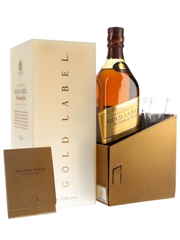 Johnnie Walker Gold Label 18 Year Old Glass Pack The Centenary Blend 70cl / 40%