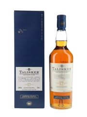 Talisker 12 Year Old Bottled 2007 - Friends Of The Classic Malts 70cl / 45.8%