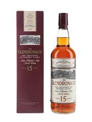 Glendronach 15 Year Old Bottled 1990s 70cl / 40%