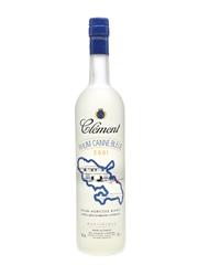 Clement 2001 Rhum Canne Bleue Rhum Agricole Blanc 70cl