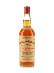 Macallan Glenlivet 1949 25 Year Old