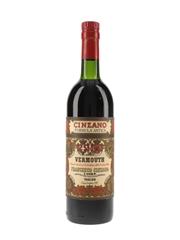 Cinzano Formula Antica Vermouth Bottled 1980s 75cl / 16%