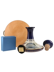 Pusser's British Navy Rum Nelson Ships' Decanter with HMS Victory Tray & Chartweight 100cl / 54.5%