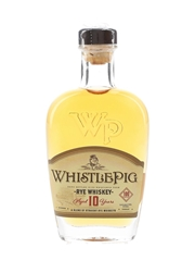 WhistlePig 10 Year Old Rye 100 Proof