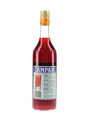 Campari Bitter Bottled 1980s 75cl / 25%