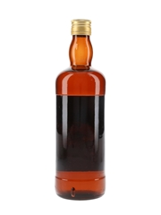 King George IV Gold Label Bottled 1970s - The Distillers Agency Limited 75.7cl / 40%