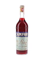 Campari Bitter Bottled 1970s - Spain 100cl / 25%