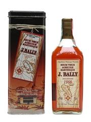 J Bally 1988 Rhum Vieux Agricole 70cl