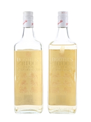 Booth's Finest Dry Gin Bottled 1980s 2 x 75cl / 40%