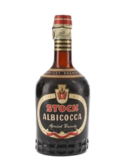 Stock Albicocca Bottled 1950s 70cl / 32%